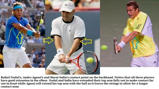 tennis extension